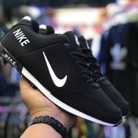 Terbaru Nike Neo Classic Import size 39 - 43 sepatu pria sneakers abu