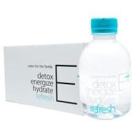 Air Mineral Eternal Plus (E+) Alkaline PH 8 water 250 Ml - 1 Box