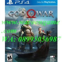 PS4 God of War (R3 / Reg 3 / English, Playstation 4 Exclusive Game)