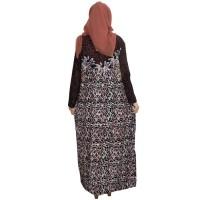 Jual Daster Wanita Longdres Lengan panjang Batik Cap, Kancing, Bumil, Busui Murah