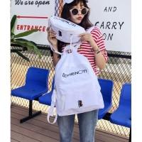 TAS WANITA IMPORT GROSIR MURAH FASHION BAG TAS KOREA set 2in1 white