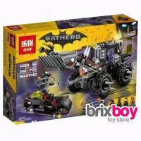 Jual Lego Batman Movie Two face Double Demolition Lepin 07082 70915 594pcs Murah