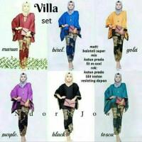 NEW Rnb Batik Villa Set AIF612 Berkualitas