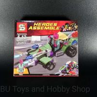Jual VISION MINI VEHICLE CAR SY750D MARVEL SUPERHERO Lego kw mainan murah Murah