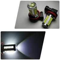 lampu foglamp-fog lamp H11 led 33 COB MOBIL AVANZA XENIA VVTI