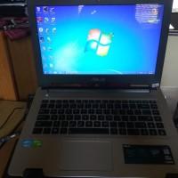 Laptop Asus murah a46cb intel Core i5 nvidia gt740m 4gb ram