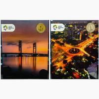 Edisi Khusus Perangko Indo Asian Games 1 Set Palembang & Jakarta 2018