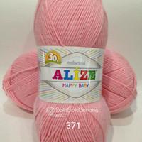 Benang Rajut Alize Happy Baby 371 Powder