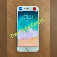 Handphone / Hp iPhone 6 Plus 64GB Second / Seken Gold - Batangan