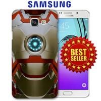 Casing Hp Ironman Superhero Samsung Galaxy A7(2016) Custom Case