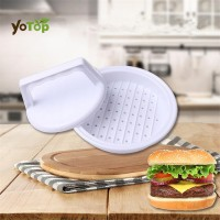 Jual Jual YOTOP DIY Plastik Grill Beef Burger Tekan Patty Daging Hamburger Murah