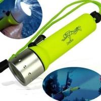Dijual Senter Selam Flashlight For Diving Cree 3W Led Penyelam Limited