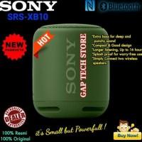 Jual Sony Srs Xb10 / Xb 10 Extra Bass Bluetooth Portable Speaker
