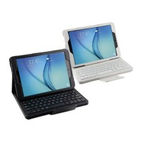 Samsung Galaxy Tab A 9 7 Removable Keyboard Leather Case Tablet Gadg