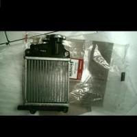 New! Box Radiator Assy Vario 110 Old Karbu / Techno + Tutup Radiator