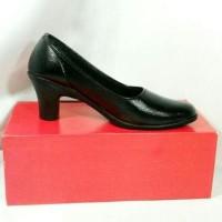 Dijual Sepatu Pantofel Kerja Sekolah Wanita Tinggi 5Cm Diskon