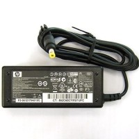 adaptor charger laptop HP DV2 DV3 DV2000 510 V3000 18.5V 3.5A STD ORI