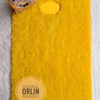 Sajadah Swiss Roll Orlin | Sajadah Bulu | Sajadah Lembut
