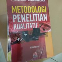 METODOLOGI PENELITIAN KUALITATIF - LEXY MOLEONG