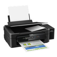 PRINTER Epson L-405 High Speed psc Wifi Direct