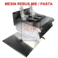 Mesin Rebus Mie - Pasta Gas Limited