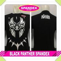 kaos baju distro superhero marvel BLACK PANTHER Diskon