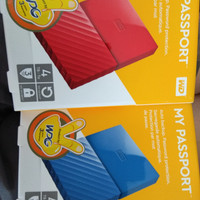 hardisk external wd my passport 4 tera