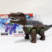 Mainan Anak Dinosaurus - Mystical Dinosaur Spinosaurus - 9789-88