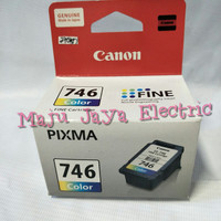 Catridge Tinta Canon Printer CL-746 CL746 Colour / Berwarna Original