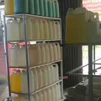 Jual Deterjen Liquid Laundry Khusus Mesin Cuci Otomatis Bersih Rendah Busa Murah