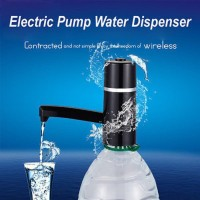 Dispenser Pompa Air Galon Listrik Elektrik Cas