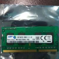 CT70 RAM / MEMORY LAPTOP SODIMM SAMSUNG DDR3 2GB 1Rx8 C3-10600S