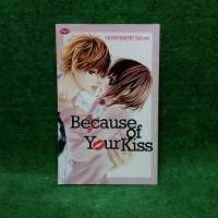 komik - Because of your kiss - Hoshimori yukimo