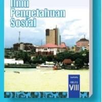 Buku IPS SMP kelas 8 kurikulum 2013 Revisi 2017