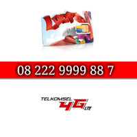 Nomor Cantik Simpati Loop telkomsel 222 kuartet 9999 8888 7777 987 789