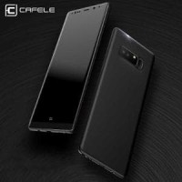 CAFELE Matte Hardcase for Samsung Galaxy Note 8 - Black Murah