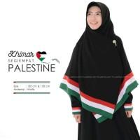 Khimar segi4 palestine by hayuri hijab
