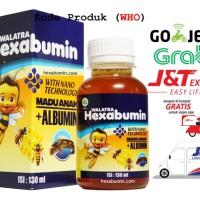 Obat Herbal Untuk Mencret Bayi Walatra Hexabumin