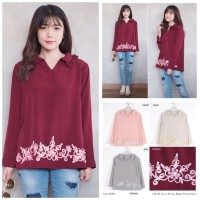 Embroidery Blouse PROMO BUY 2 GET 4