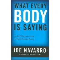 [ORI|Paperback] What Every Body Is Saying - Joe Navarro