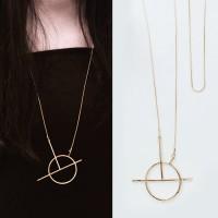 Harga Geometric Necklace Travelbon.com