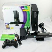 Xbox slim 360 RGH dan Kinnect