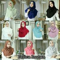 Jilbab Instan Felica