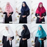 Hijab Segi 3 Rubiah / Segitiga Rubiah