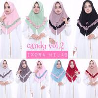 Jilbab Instan Candy
