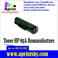 Toner hp 85a Remanufacture cartridge printer laserjet