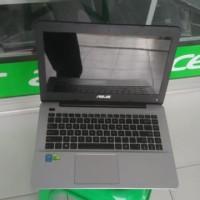 LAPTOP ASUS A455L Core i5-5200U HDD 500GB RAM 4GB WINDOWS 8 ORI