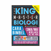 THE KING MASTER BIOLOGI SMA