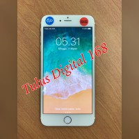 Hp / Handphone iPhone 6 Plus 64GB No Fingerprint Seken / Second - Gold