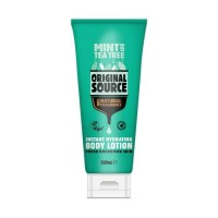 BODY LOTION ORIGINAL SOURCE MINT AND TEA TREE